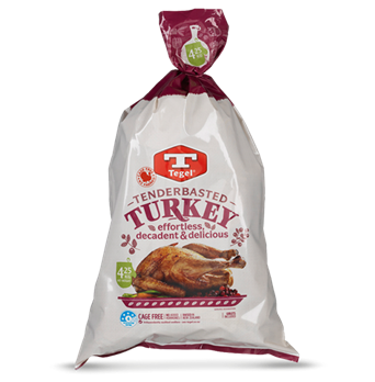 Tegel Whole Frozen Turkey - Various Sizes