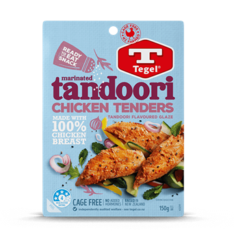 Tegel Tandoori Chicken Tenders 150g